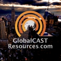 GlobalCAST Resources logo